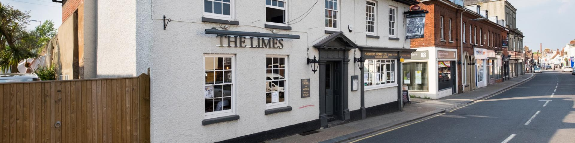 The Limes, Faversham